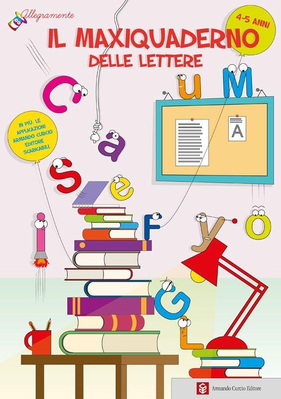 Il MaxiQuaderno delle lettere