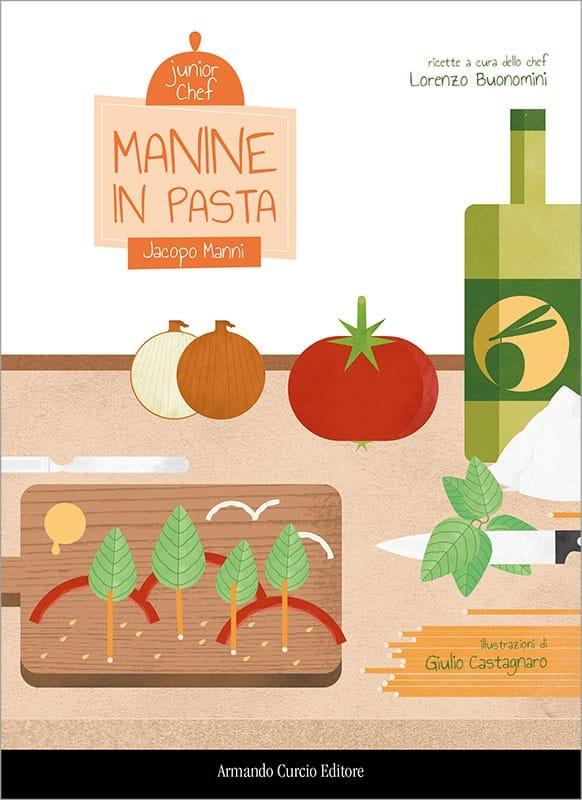 Manine in pasta