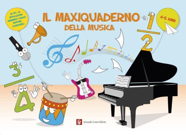 Il Maxi Quaderno della musica