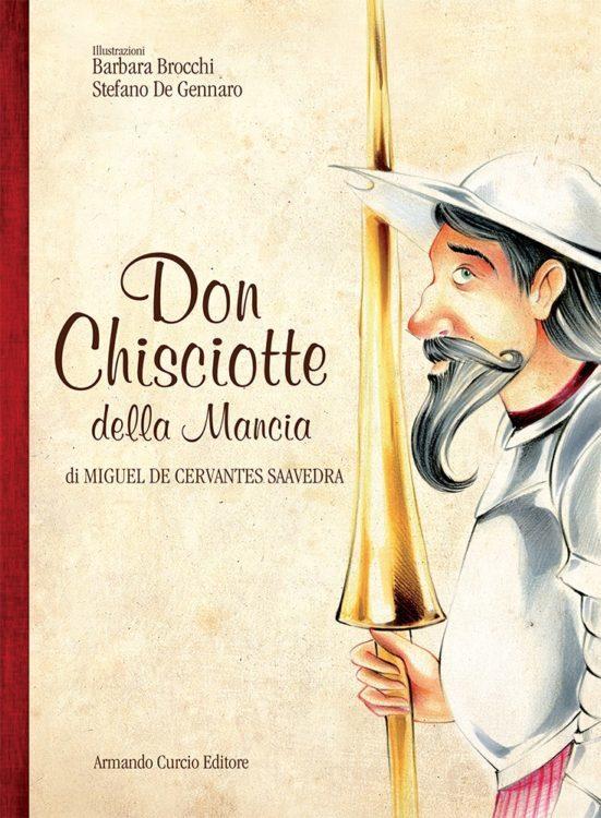 DON CHISCIOTTE DELLA MANCIA DE CERVANTES