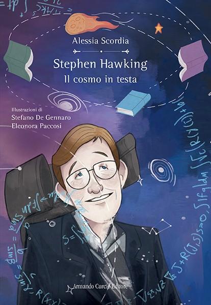STEPHEN HAWKING – IL COSMO IN TESTA